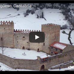 El Castillo de Argüeso. Patrimonio cultural de Cantabria